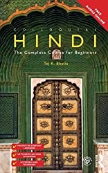 Colloquial Hindi: The Complete Course for Beginners (Colloquial Series (Book Only)) by Tej K Bhatia (2015-07-03)