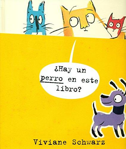 ¿Hay un perro en este libro? (milratones) por Viviane Schwarz