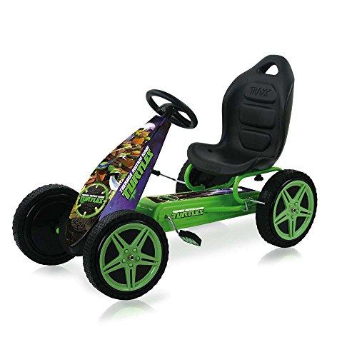 Hauck Ninja de Go Kart, TMNT, a Partir de 4años, t90540