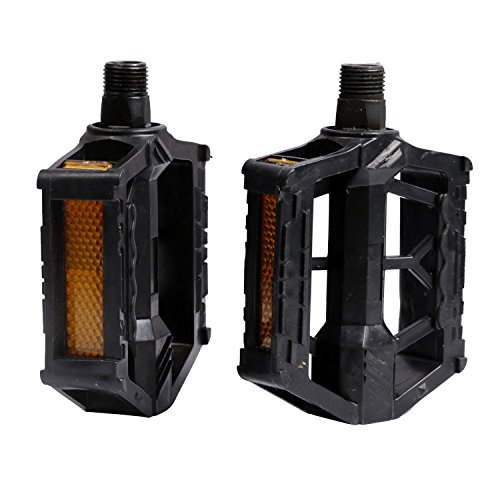 West Biking Mountain Bike Pedals Ultra-light Durable Super Cost-effective Daily Bike Cycling Reflective Bicycle Pedals MTB