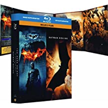 Batman Begins : The Dark Knight - Le Chevalier Noir