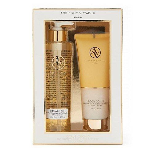 adrienne-vittadini-shower-gel-body-scrub-duo-citrus-orchid-by-adrienne-vittadini