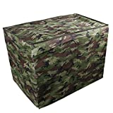 Generic Pet Dog Crate Cage Kennel COVER Camo - Best Reviews Guide