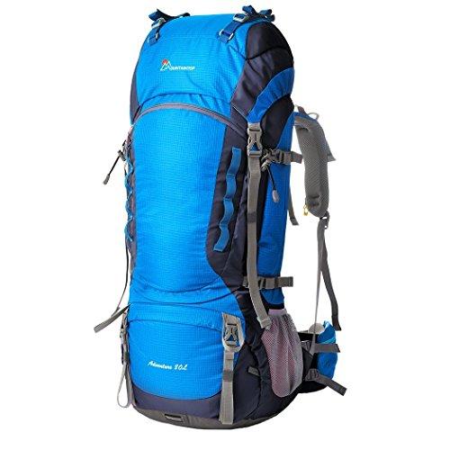 MOUNTAINTOP Erwachsene DSM5820IItianlanDE Rucksack Blau 36 x 25 x 83 cm