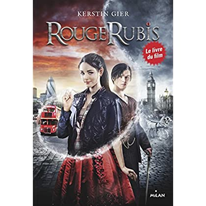 Rouge rubis, Tome 01 : Rouge rubis
