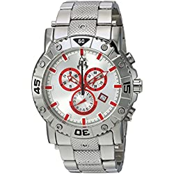 Jivago Men's Titan Watch - Silver