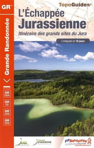 L'echapée jurassienne : De Dole à Saint Claude via Les Rousses