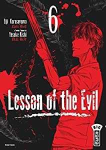 Lesson of the Evil Edition simple Tome 6