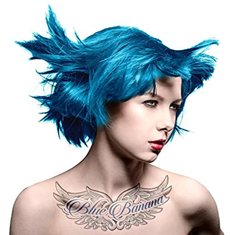 Manic Panic Amplified Hair Dye & Tint Brush (Voodoo Blue)