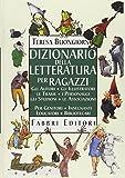 Scarica Libro Dizionario della letteratura per ragazzi (PDF,EPUB,MOBI) Online Italiano Gratis