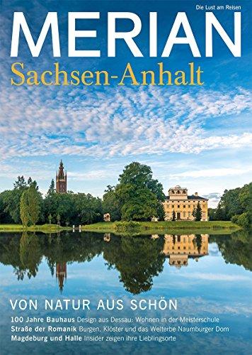 MERIAN Sachsen-Anhalt  09/2018 (MERIAN Hefte)