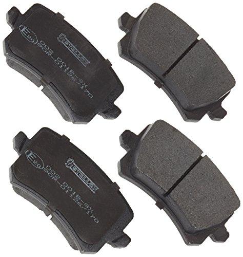 Preisvergleich Produktbild STELLOX 002 001B-SX Bremsbelagsatz, Scheibenbremse