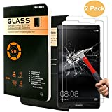Protection Huawei Mate 9,NAKEEY Verre Trempé [2 Pack] [2.5D touch] pour Huawei mate 9 Ultra Clair Dureté 9H Écran de Screen Protection pour Huawei Mate 9