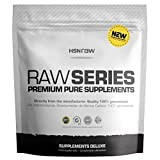 HSN Raw - Proteína Concentrada de Suero de Leche (Whey Protein Concentrate 80%), En Polvo, Sin...