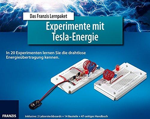 Preisvergleich Produktbild Lernpaket Experimente mit Tesla Energie