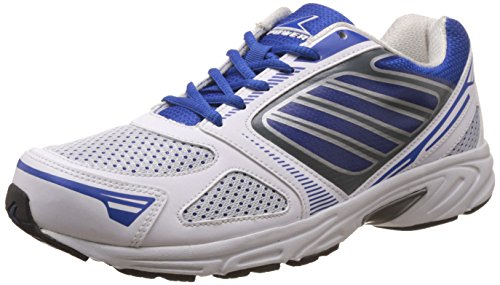 Power Men's AP-3 White White Running Shoes