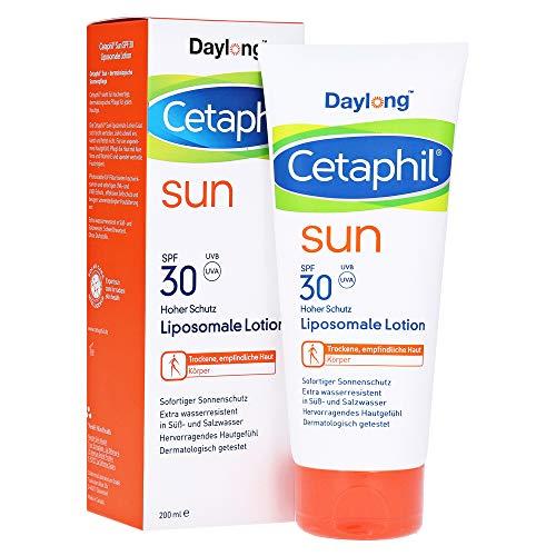 Cetaphil sun 30 Lotion Körper, 200 ml Lotion