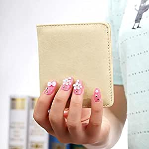Vycloud(TM) Cute Womens PU Leather Wallet Coin Purse Clutch Wallet Lady Card Holder Small Bag