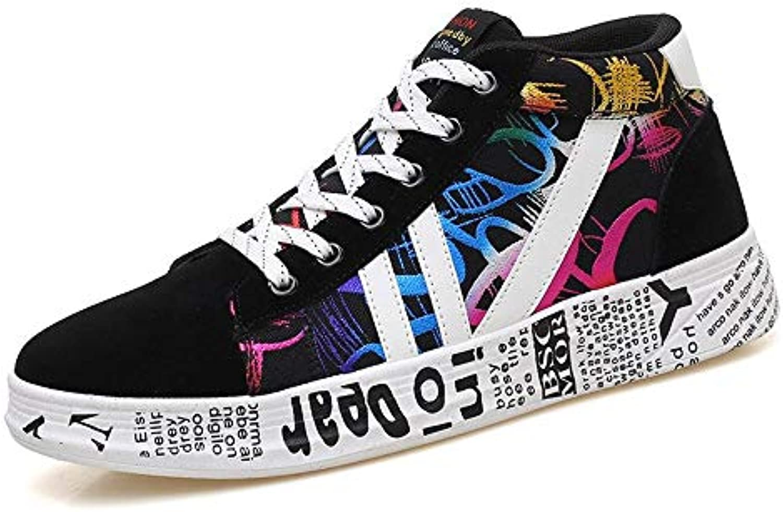 YSFU scarpe da ginnastica Scarpe da Tennis da Donna Graffiti Scarpe da Donna Traspirante Leggero Tela Traspirante Scarpe Casual... | La Vendita Calda  | Uomini/Donne Scarpa