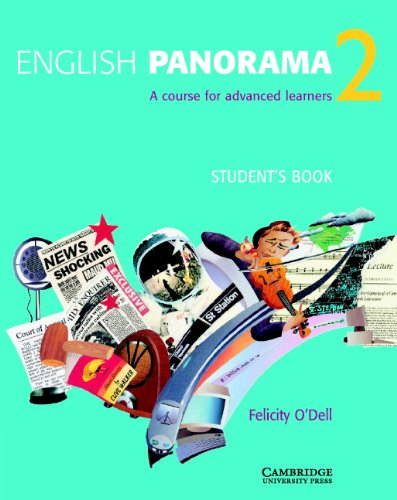 English Panorama 2 Student's Book: A Course for Advanced Learners