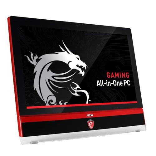 MSI AG270 2QL-217EU Ordinateur de bureau Tout-en-Un Non tactile 27″(68,58 cm) Noir (Intel Core i7, 8 Go de RAM, 1,95 To, Nvidia GeForce GTX960M, Windows 10)