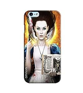 Omnam Horoscope Girl With Bookprinted Designer Back Case Apple iPhone 6/6S
