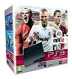 Console PS3 320 Go noire + Fifa 12