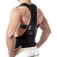 Unbekannt Vr7Back Support Neopren Magnetische Schulter Lumbar, atmungsaktiv, mit Gürtel, Gurt-Rückenbandage Gym-Arthritis-Haltung... preisvergleich bei billige-tabletten.eu