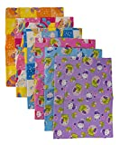 Love Baby Changing Mat Pack of 6 Multico...