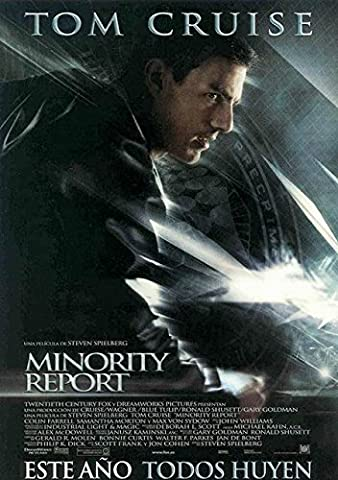 Minority Report - Formato Libro [Blu-ray 3D] [Import espagnol]