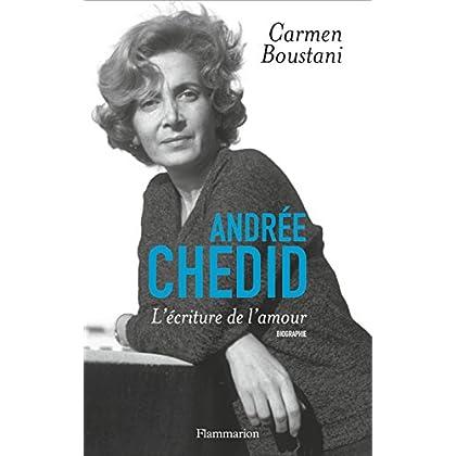 Andrée Chedid : L'écriture de l'amour