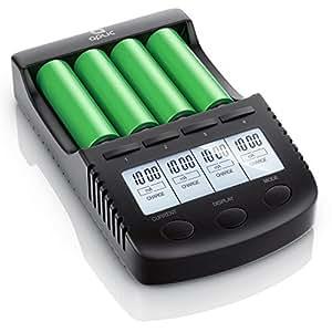 aplic chargeur pour batteries rechargeable accus par. Black Bedroom Furniture Sets. Home Design Ideas