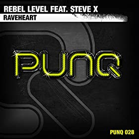 Rebel Level feat. Steve X-Raveheart