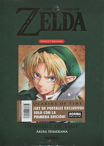 the-legend-of-zelda-perfect-edition-ocarina-of-time