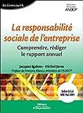La Responsabilité sociale de l'entreprise...