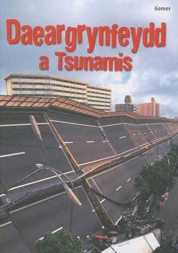 Cyfres Dechrau Da: Daeargrynfeydd a Tsunamis by Emily Bone (2013-06-05)