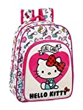 Hello Kitty 2018 Kinder-Rucksack, 34 cm, 10 liters, Pink (Rosa)