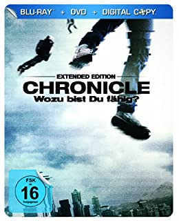 Chronicle (limitiertes Steelbook) [Blu-ray]