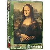 Eurographics 01203 - Leonardo da Vinci: La Gioconda - Puzzle 1000 pezzi