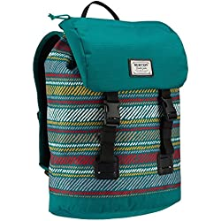 Burton Youth Tinder Pack Infantil Mochila, Color Paint Stripe Print, tamaño 40 x 27 x 15 cm, Volumen Liters 16.0