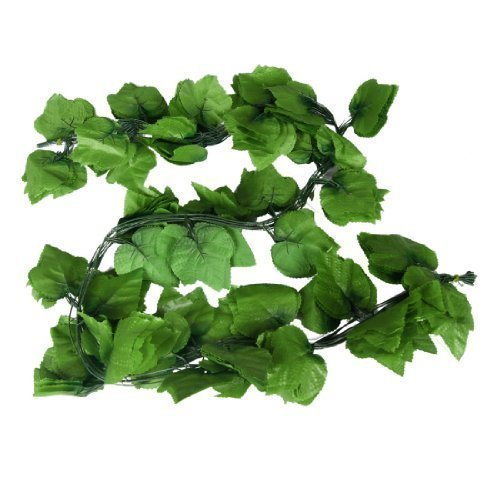 kunstlich-trauben-blatter-wandbehang-wein-15m-10-teile-grun