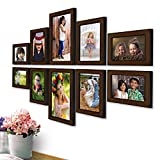 Best Photo Frame 6x4 - AJANTA ROYAL Synthetic Wood Photo Frames(Brown) - Set Review