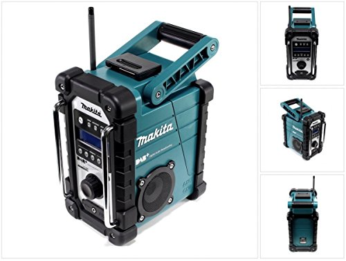Makita Radio de chantier sans fil,...