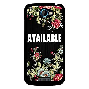 MOBO MONKEY Printed 2D Hard Back Case Cover for HTC One S - Premium Quality Ultra Slim & Tough Protective Mobile Phone Case & Cover