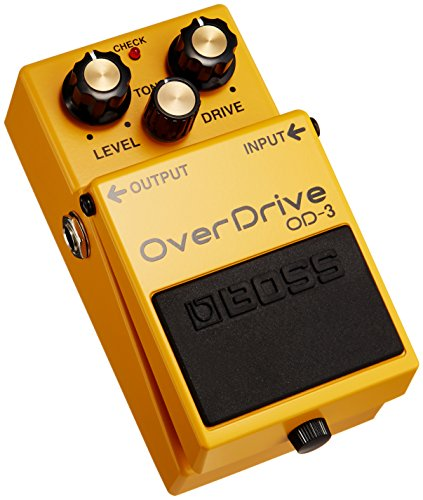 OD-3 - Pedal efecto Overdrive Boss OD-3 -