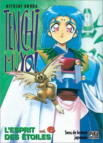 Tenchi Muyo, tome 6