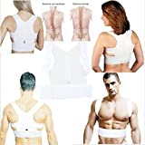 #7: ShopyBucket New & High Quality Magnetic Posture Corrector Clavicle Support (pack of 1 )