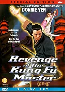 Revenge of the Kung Fu Master [Import USA Zone 1]