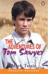 The Adventures of Tom Sawyer (Penguin Readers: Level 1)
