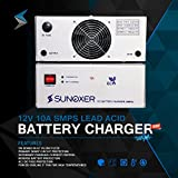 ECO CHARGER 12V 10A Inverter Generator Battery Charger